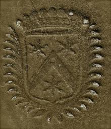 Mordaunt, John, Viscount Mordaunt, of Avalon (1627 - 1675) (Stamp 1)