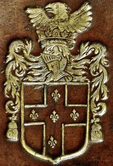 Moryson, Fynes (1566 - 1630) (Stamp 1)