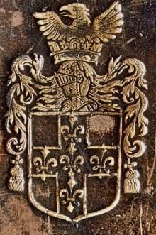 Moryson, Fynes (1566 - 1630) (Stamp 2)