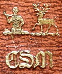 Murray, Charles Scott (Stamp 1)