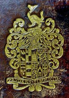 Naunton, Robert, Sir (1563 - 1635) (Stamp 1)
