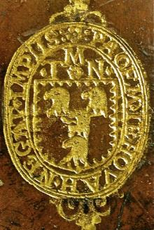 Nicolson, Thomas (Stamp 2)