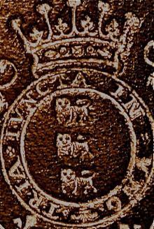 O'Brien, William, 4th Earl of Inchiquin  (1700 - 1777) (Stamp 2)