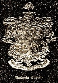 Oliveira, Benjamin de (Stamp 1)