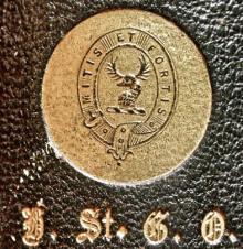 Ord, Harry St George (1819 - 1885) (Stamp 1)