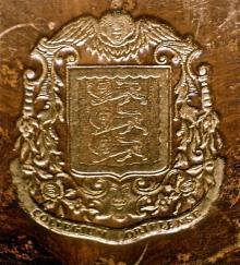 Oriel College Oxford (Stamp 1)