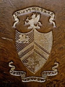 Oriel College Oxford (Stamp 2)