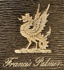 Palmer, Francis (1828 - 1904) (Stamp 1)