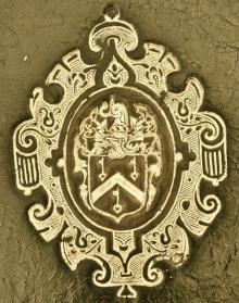 Parker, John, Sir (1548 - 1618) (Stamp 1)