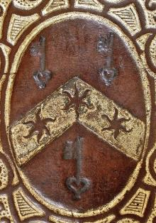 Parker, Matthew, Archbishop of Canterbury (1504 - 1575) (Stamp 1)