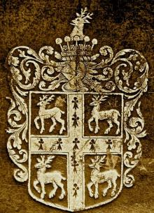 Parkhurst, Robert, Sir (Stamp 1)