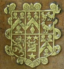 Parry, Thomas, Sir (Stamp 1)