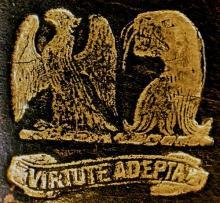 Patton, George (1803 - 1869) (Stamp 1)