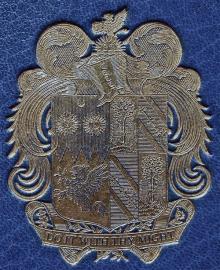 Pearson, Alicia (1893-1974)  (Stamp 1)