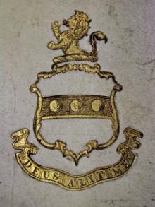 Penn, John (1760-1834)  (Stamp 1)
