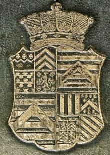 Perceval, John, 1st Earl of Egmont (1683 - 1748) (Stamp 1)