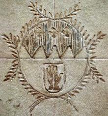 Perceval, John, 1st Earl of Egmont (1683 - 1748) (Stamp 2)