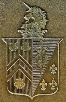 Perkins, Algernon (1808 - 1872) (Stamp 1)