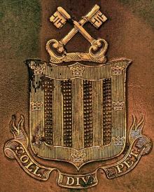 Peterhouse Cambridge (Stamp 2)