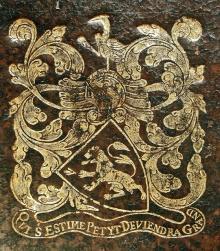 Petyt, William (1636 - 1707) (Stamp 1)
