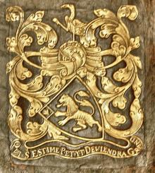 Petyt, William (1636 - 1707) (Stamp 2)