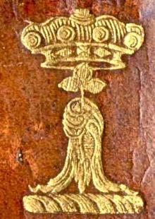 Phipps, Constantine John, 2nd Baron Mulgrave  (1744 - 1792) (Stamp 1)
