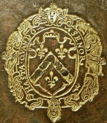 Pickering, William, Sir (1516 - 1575) (Stamp 1)