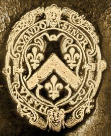 Pickering, William, Sir (1516 - 1575) (Stamp 2)