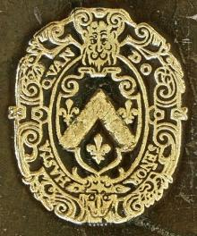 Pickering, William, Sir (1516 - 1575) (Stamp 3)