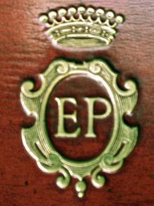 Piper, Edward, comte (Stamp 1)