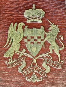 Pitt, George, 1st Baron Rivers, of Stratfield Saye (1721 - 1803) (Stamp 1)
