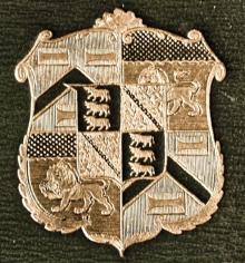 Ponsonby, Henrietta Frances, Countess of Bessborough  (1761 - 1821) (Stamp 1)