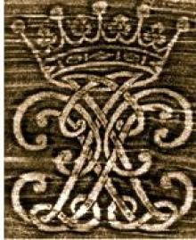 Poulett, John, 2nd Earl Poulett (1708 - 1764) (Stamp 1)