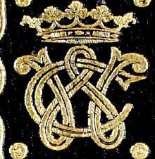 Powlett, Catherine Lucy Wilhelmina, Duchess of Cleveland  (1819 - 1901) (Stamp 2)