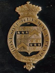 Pratt, John Jeffreys, 2nd Earl and 1st Marquess Camden  (1759 - 1840) (Stamp 1)