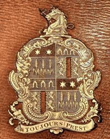 Prest, William (Stamp 1)