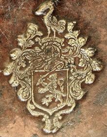 Preston, John (1587 - 1628) (Stamp 1)