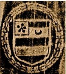 Preston, Thomas (1600 - 1679) (Stamp 1)
