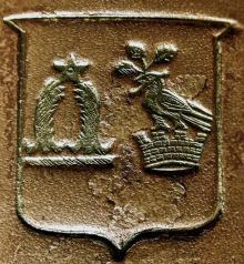 Pretyman, George Tomline (1812 - 1889) (Stamp 1)