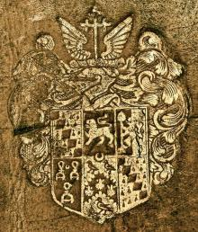 Pye, John, Sir, 1st Baronet (Stamp 1)