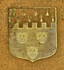 Queens's College Oxford (Stamp 2)