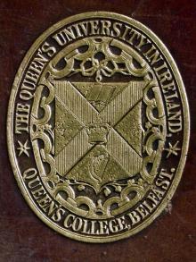 Queens University Belfast (Stamp 1)