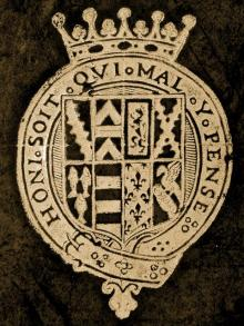 Ratcliffe, Robert, 5th Earl of Sussex  (1573 - 1629) (Stamp 1)