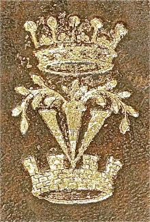 Rawdon, John, 1st Earl of Moira  (1720 - 1793) (Stamp 3)