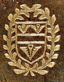 Rawdon, Marmaduke (1610 - 1669) (Stamp 1)
