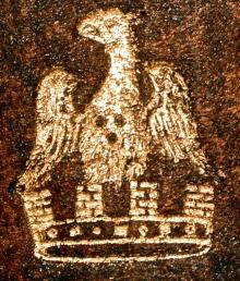 Raymond, J. E. (Stamp 1)