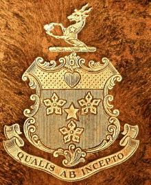 Rowan-Hamilton (Stamp 1)