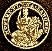 Royal Dublin Society (Stamp 1)