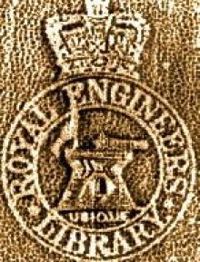 Royal Engineers (Stamp 1)