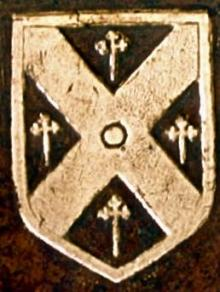 Rustat, Tobias (Stamp 2)